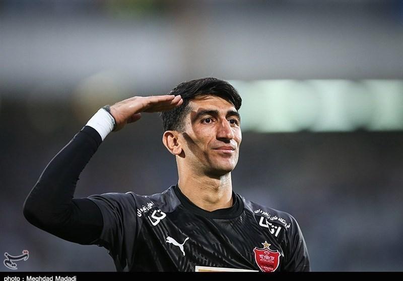 بیرانوند: به قلیچ گفتم آزادی و هر وقت خواستی انتقاد کن!، شاید هاشمیان در دو بازی سرمربی تیم ملی گردد