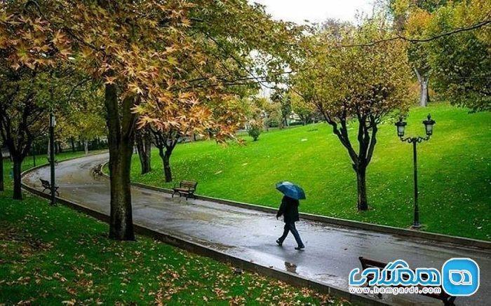 گشت و گذاری دلچسب در پارک ملت تهران