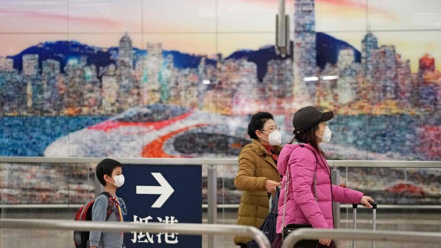 ویروس کرونا به هنگ کنگ رسید؟ ، همه پروازها از چین به هنگ کنگ لغو شد