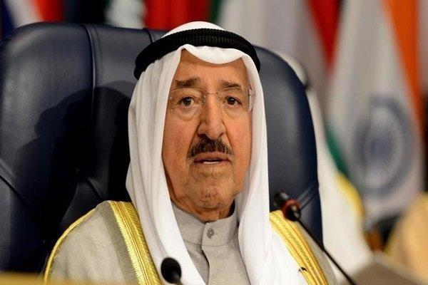 فرمان امیر کویت برای تشکیل دولت جدید
