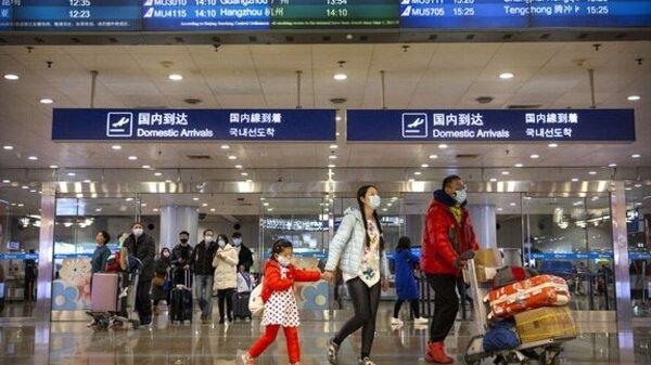 آمریکا ورود تمامی گردشگران چینی را ممنوع نمود