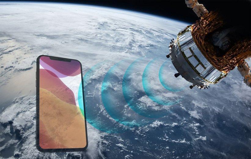 بلومبرگ: اپل می خواهد از ماهواره ها برای ارسال داده به گجت های خود استفاده کند