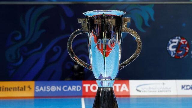 سیدبندی 16 تیم حاضر در جام ملت های فوتسال آسیا 2020
