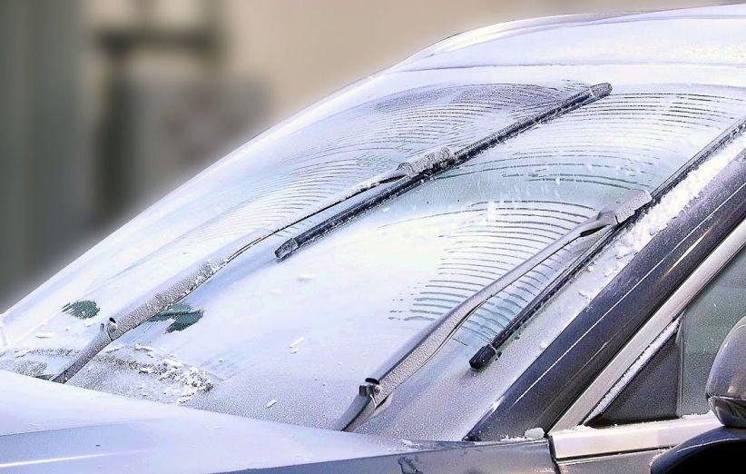با آپشن VisioBlade لینکلن آشنا شوید؛ راهکاری جالب برای یخ زدایی شیشه خودرو