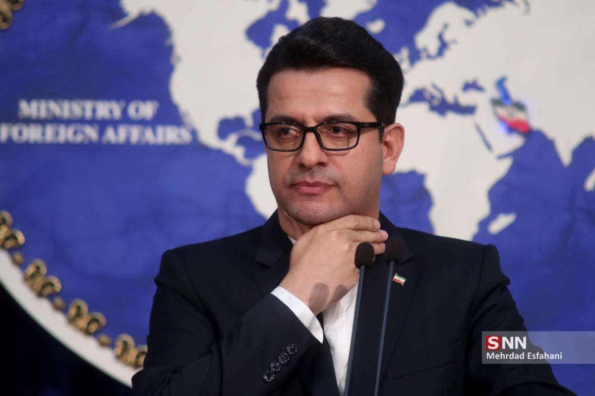 موسوی: عادل خواه تبعه ایران است و به اتهام جاسوسی بازداشت شده ، فضاسازی ها مانع رسیدگی قوه قضاییه نخواهد شد