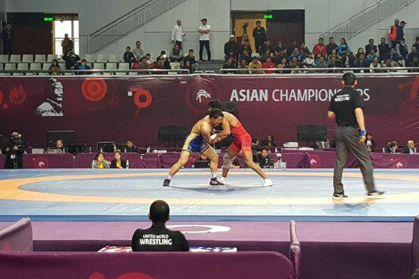 حضور داوران المپیکی ایران در کلینیک بین المللی قهرمانی آسیا