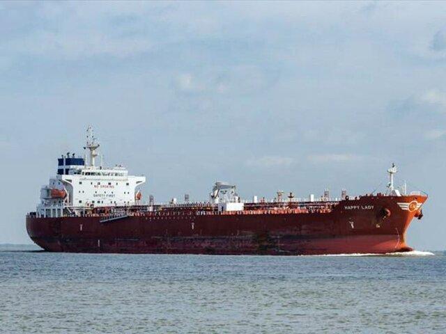 هشت خدمه نفتکش یونانی ربوده شدند