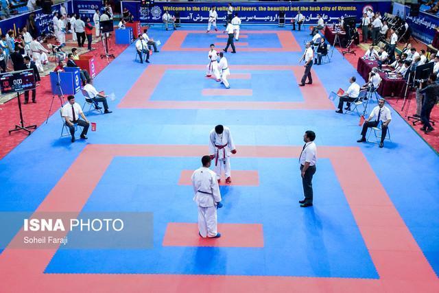 کاراته و سالی پر ترافیک و پر مسابقه