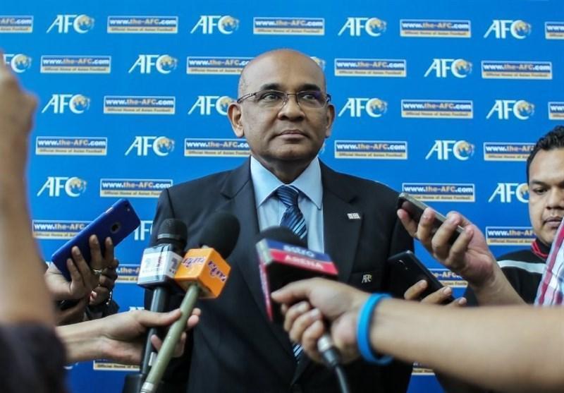 دبیرکل AFC: کمیته اجرایی درباره میزبانی تیم های ایرانی در دور برگشت تصمیم گیری می نماید