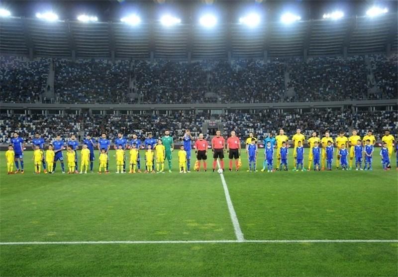چهارمین پیروزی متوالی یاران کریمی در لیگ قهرمانان اروپا به روایت تصویر