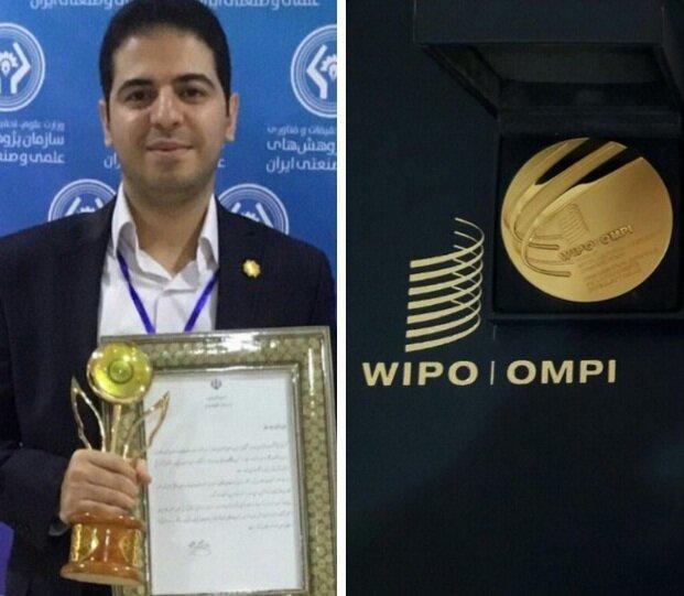 کسب جایزه بین المللی WIPO توسط دانش آموخته دانشگاه شریف