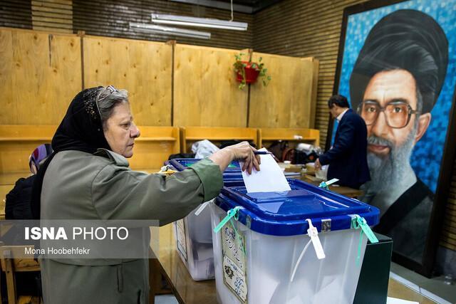 اعلام خاتمه زمان رای گیری در روستاهای استان کرمان