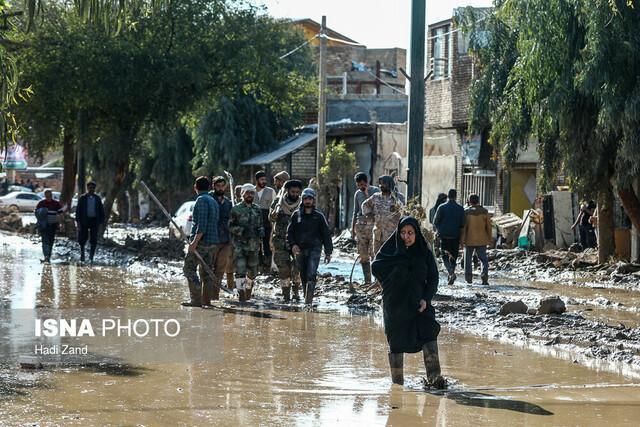 ساکنان دو روستای شهرستان سلسله منازل را تخلیه کرده اند