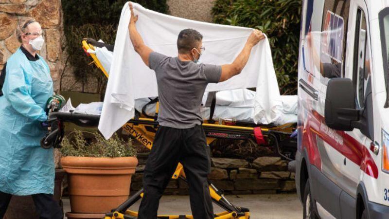 خبرنگاران شمار قربانیان کرونا در واشنگتن به 9 نفر رسید