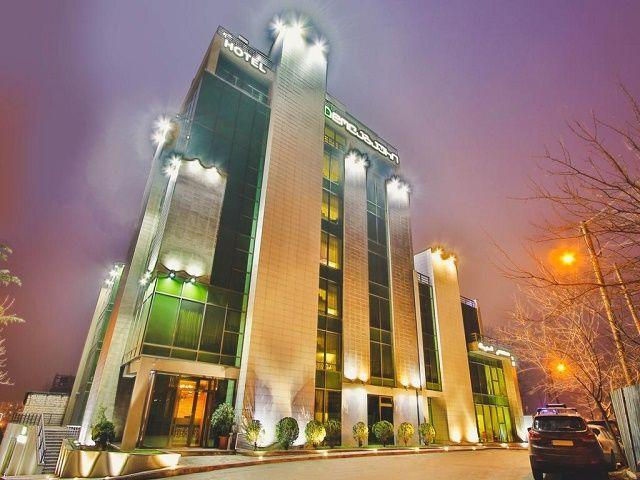 هتل دولابوری تفلیس و عکس و رزرو