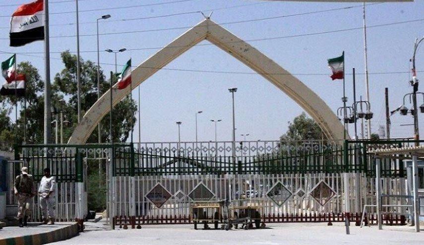 مرز های خسروی و سومار از طرف کشور عراق بسته شد