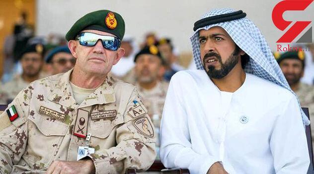 رمزگشایی از حضور فرمانده چشم آبی در یمن، با ژنرال اجاره ای محمد بن زاید آشنا شوید