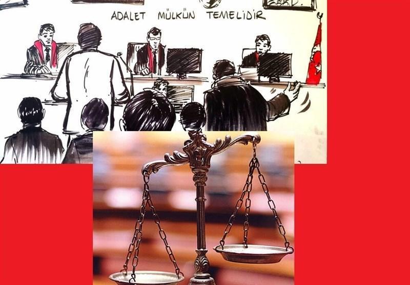 گزارش، دستگیری روزنامه نگاران و زیر سئوال رفتن بی طرفی دستگاه قضایی ترکیه
