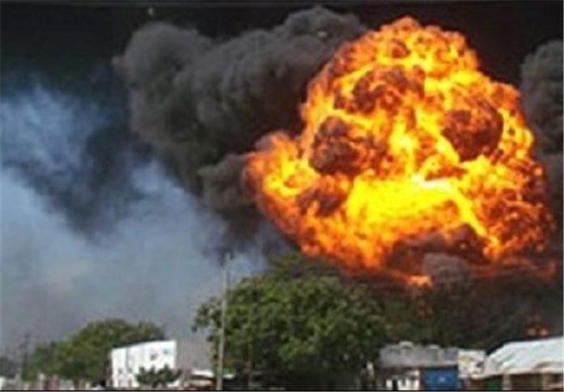 تخریب 10 واحد مسکونی بر اثر انفجار گاز خانکی در نکا