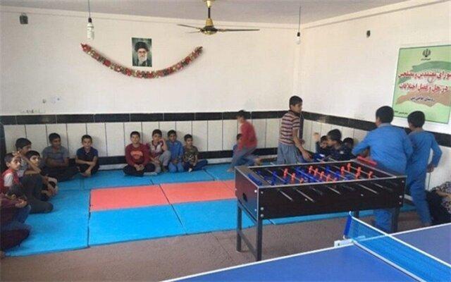 تجهیز و راه اندازی 15 ساختمان ورزش روستایی در سیستان وبلوچستان