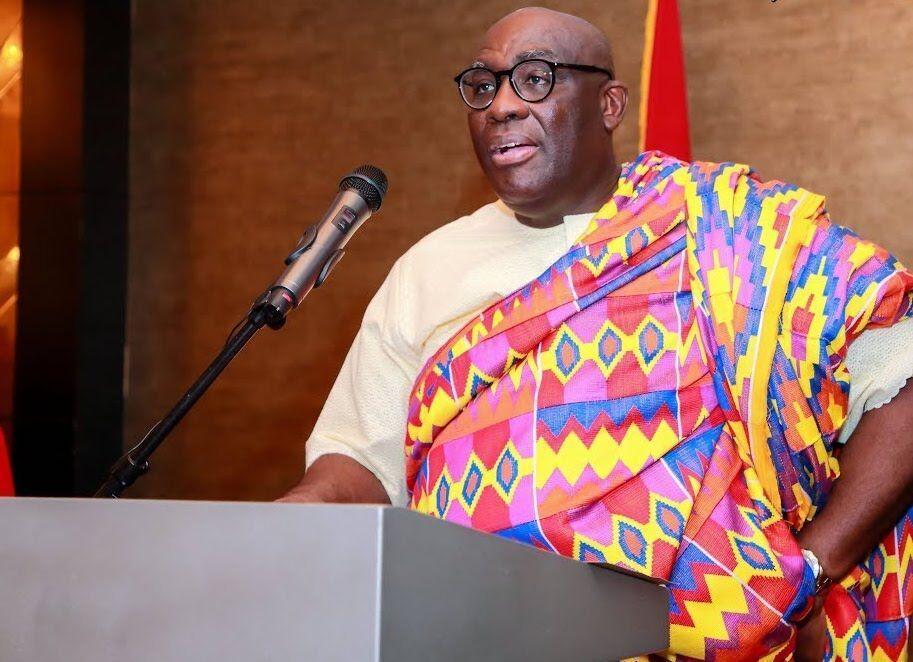 خبرنگاران سفیر غنا در انگلیس به کرونا مبتلا شد