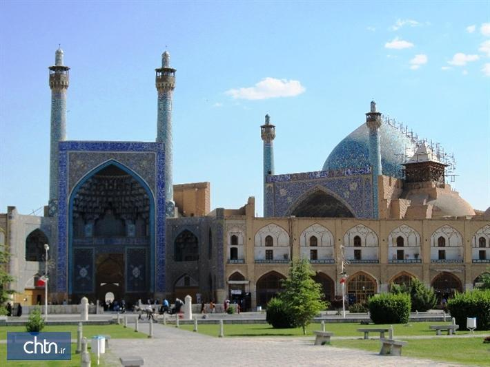 پیشرفت 90درصدی در بازسازی گنبد مسجد امام(ره) اصفهان