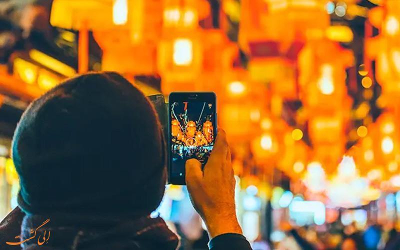با جشنواره ها و فستیوال های چین آشنا شوید