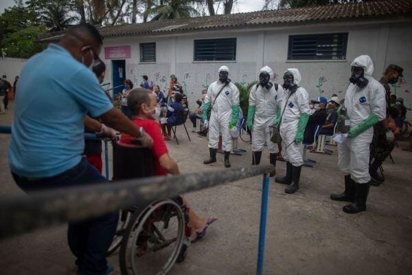 افزایش شمار تلفات کرونا در برزیل و مکزیک