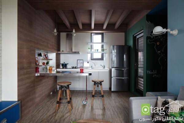 طراحی دکوراسیون خانه با استفاده از داستان های کمیک بوکی