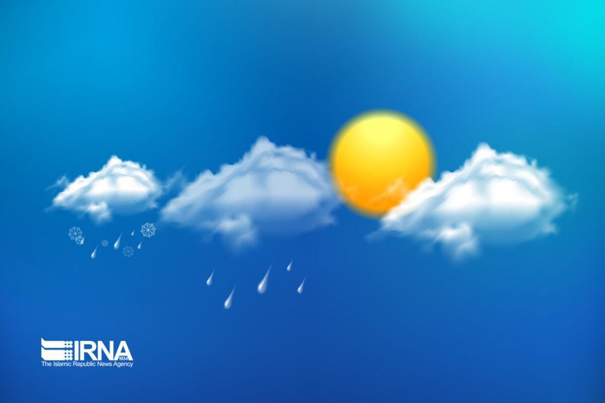 خبرنگاران دمای هوای خراسان رضوی تا خاتمه هفته رو به افزایش است