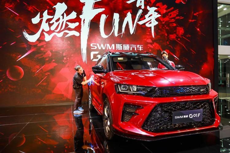 (عکس) SWM G01 جدیدترین کراس اوور بازار خودرو کشور؛ فراوری در چین، طراحی در ایتالیا!
