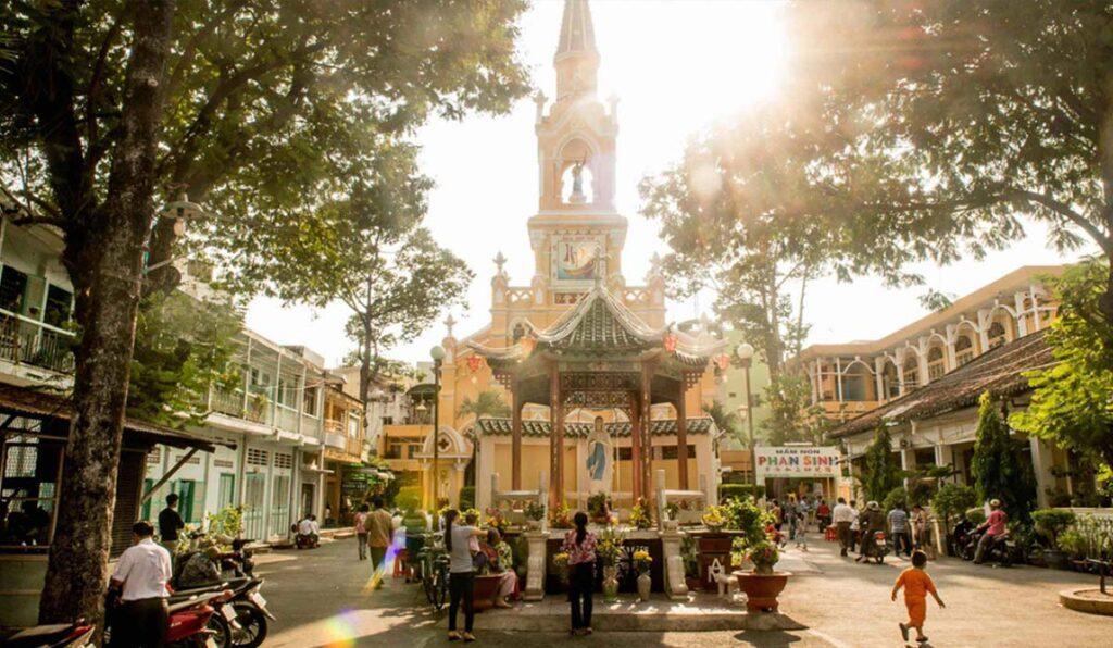 6 جاذبه گردشگری هوشیمین، مهیج ترین شهر ویتنام