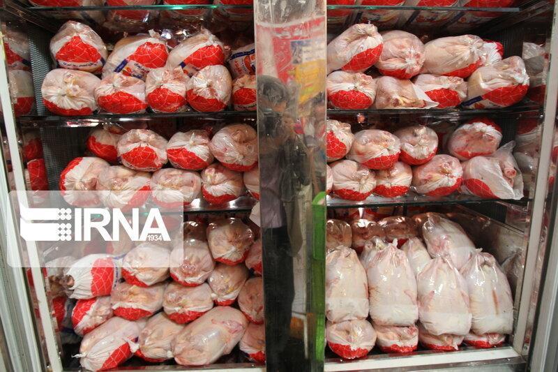 خبرنگاران حمایت از تولیدکنندگان سمنانی با خرید 650 تن گوشت مرغ