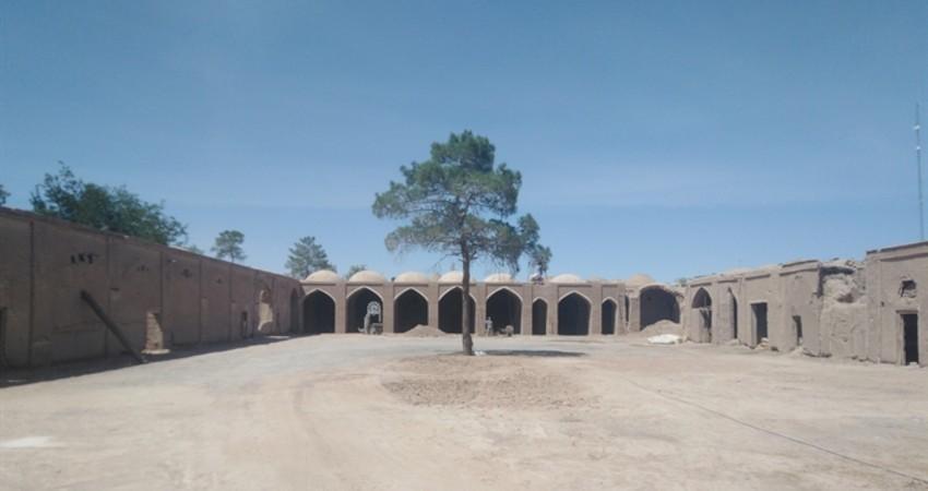 اوشیدری خانه ای تاریخی در دل کویر
