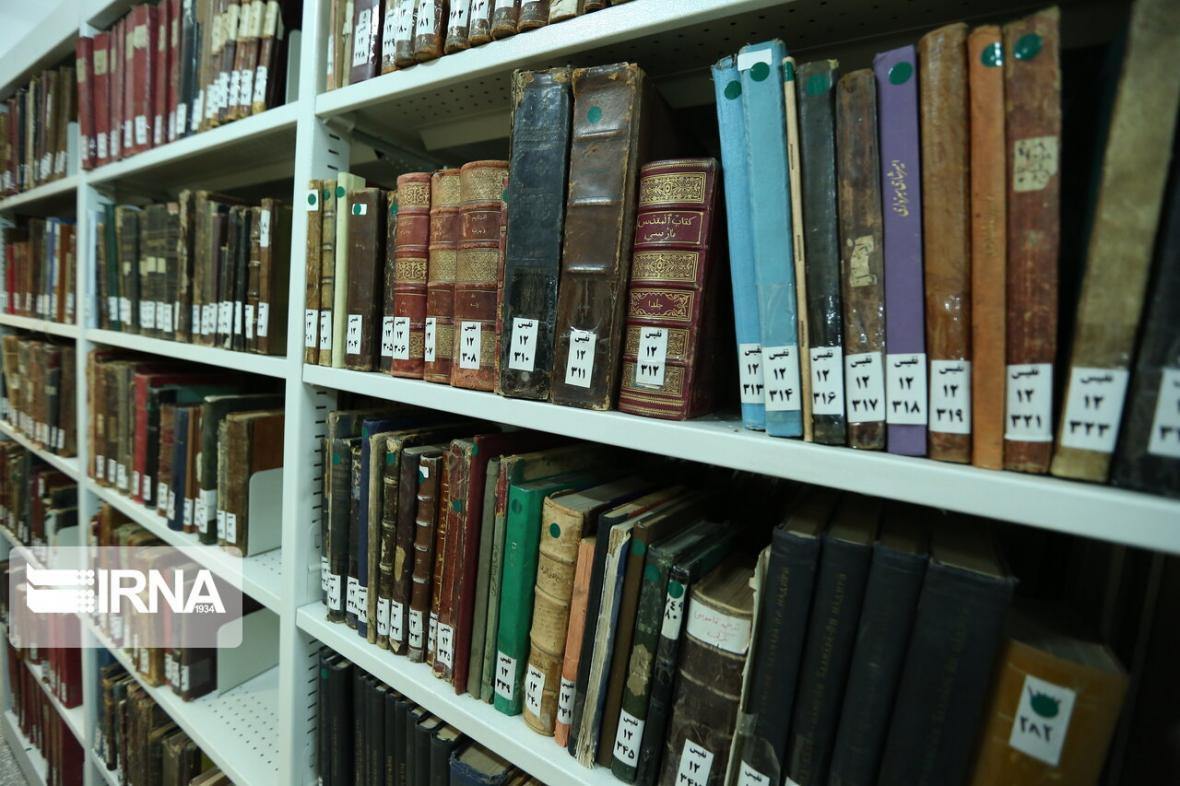 خبرنگاران کامل ترین بانک کتاب سنگی ایران در کتابخانه ملی نگهداری می شود
