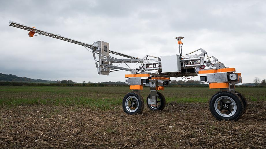 ناوگان روبات های خودمختار کشاورز تا 2 سال دیگر راهی مزارع می شوند