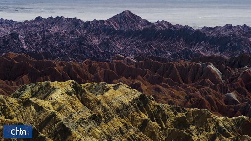 کوه های مینیاتوری یکی از زیباترین شگفتی های طبیعت در نهبندان