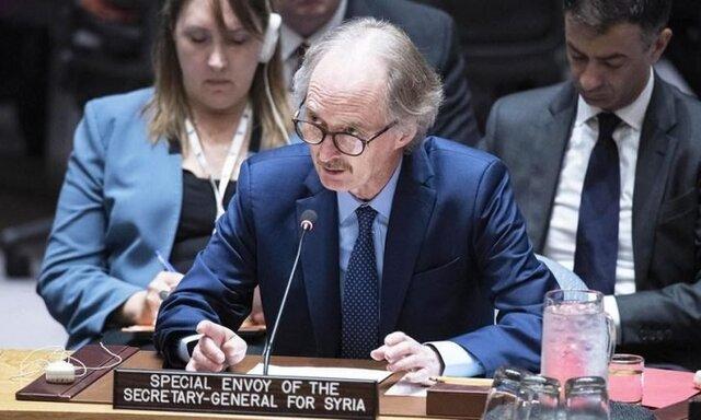 دور سوم نشست کمیته قانون اساسی سوریه دوشنبه برگزار می گردد، پدرسن: انتظار معجزه نداشته باشید