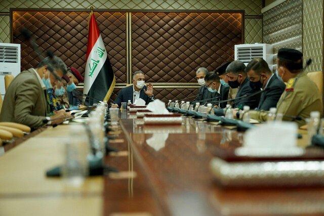 الکاظمی خواستار محافظت از تظاهرکنندگان عراقی شد