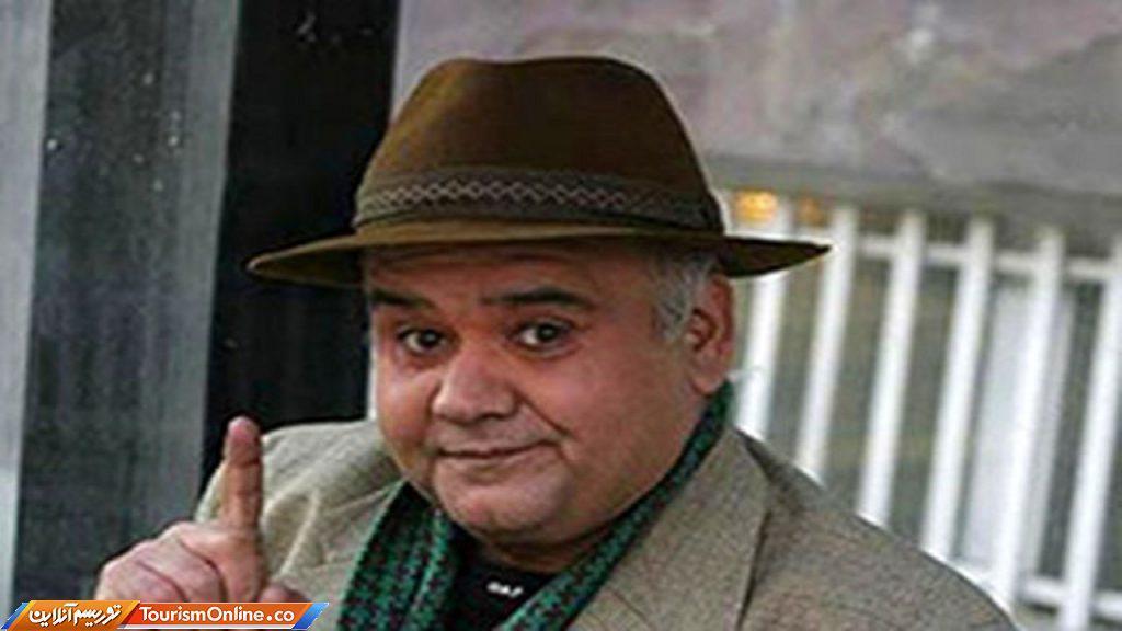 اکبر عبدی در فصل سوم نون. خ بازی می کند