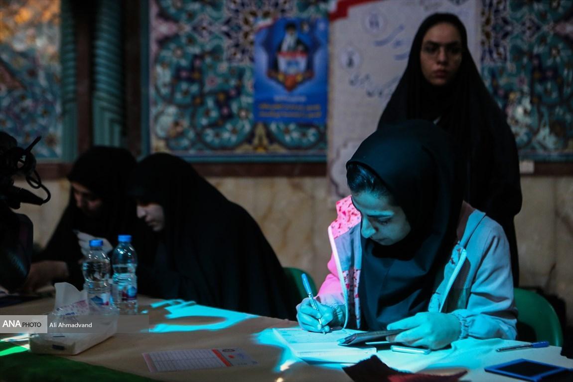 نتایج نهایی دور دوم انتخابات مجلس در بیجار تعیین شد