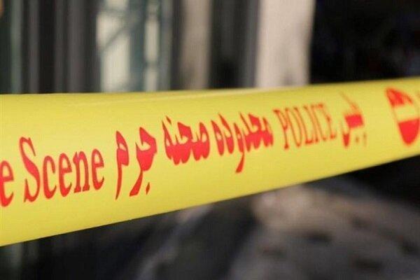 دستگیری قاتل آبادانی در صحنه ارتکاب جرم