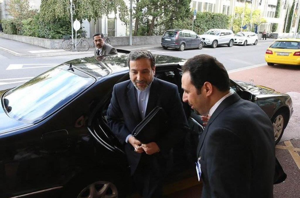 خبرنگاران فرستاده رییس جمهوری ایران وارد ایروان شد