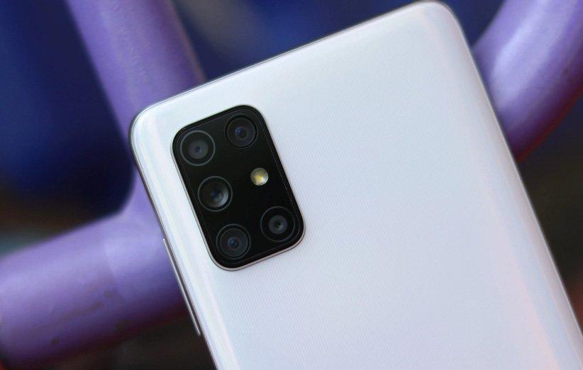 گلکسی A72 با دوربین پنج گانه راهی بازار می شود