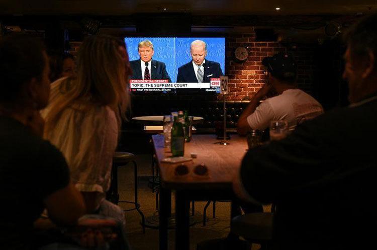 ارزیابی اولین مناظره انتخاباتی ترامپ- بایدن؛ چه کسی برنده شد؟