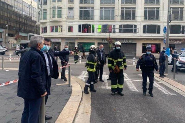حمله مرگبار با چاقو در فرانسه ، 3 کشته و چندین مجروح