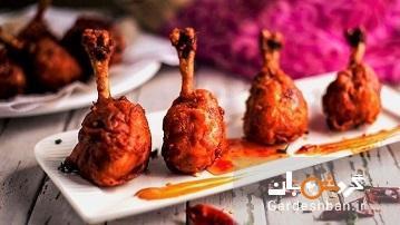 طرز تهیه پاچینی مرغ رستورانی در خانه با سس مخصوص