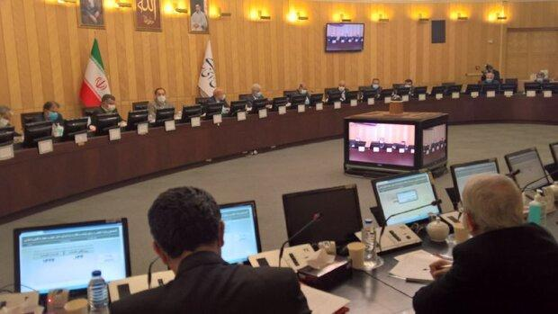 جلسه آنالیز مسائل نظام سلامت کشور با حضور قالیباف شروع شد
