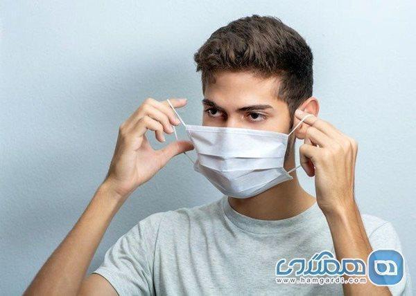 مسائل دهانی که با زدن ماسک ایجاد می شوند