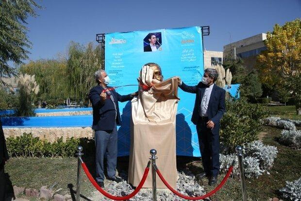 سردیس برگزیدگان جایزه مصطفی (ص) در پارک فناوری پردیس نصب شد
